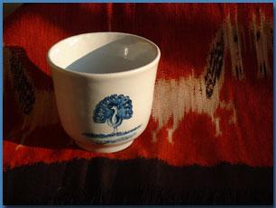 デルフトの陶器